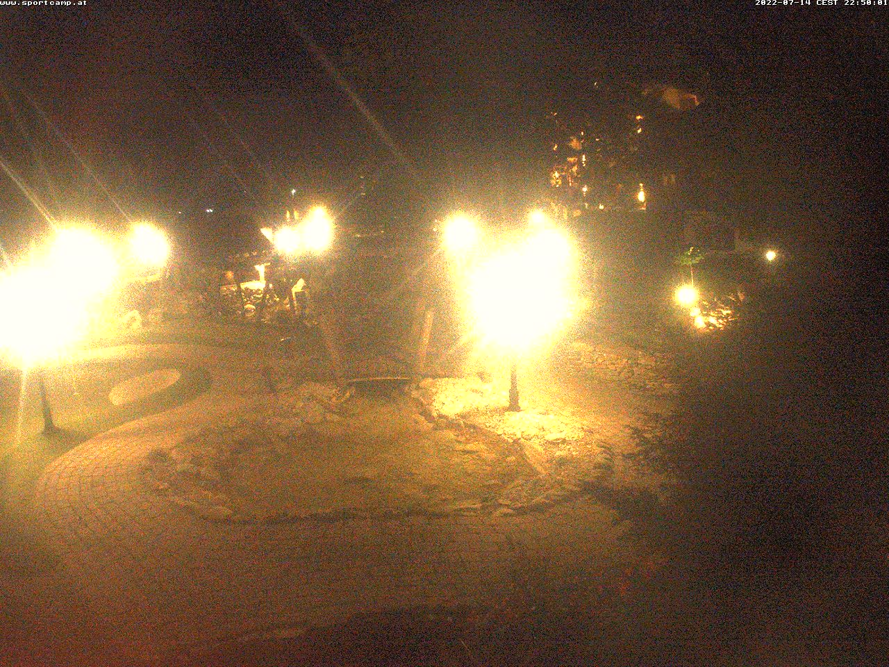 Webcam Adventure Golf and Garden